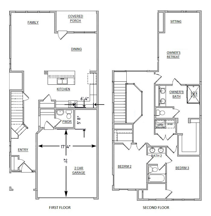 Floorplan - Maple image