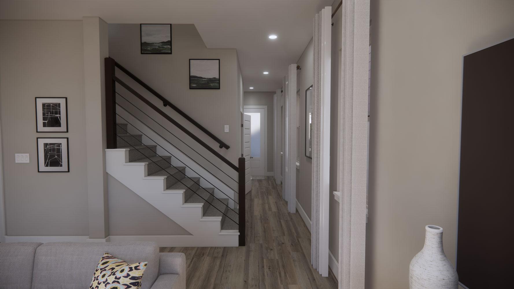 Stylish Floor Plans at Echelon at Reverchon Bluffs in Dallas, Texas