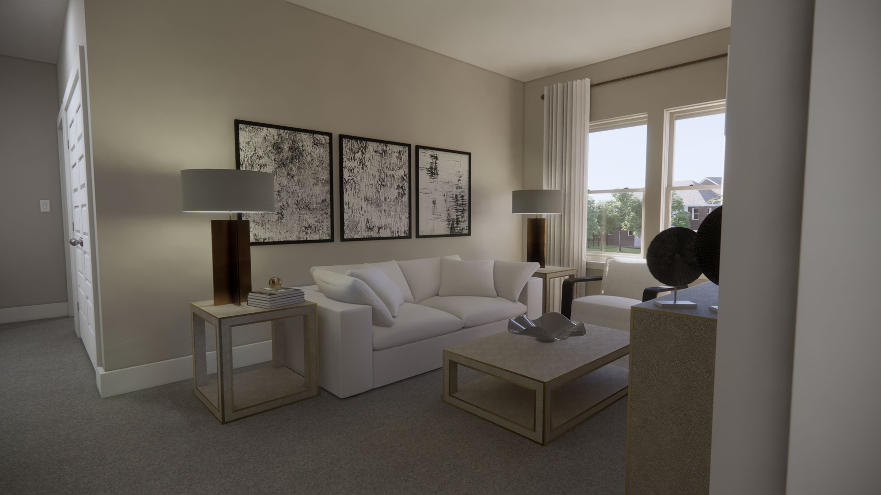 Spacious Homes for Rent at Echelon at Reverchon Bluffs in Dallas, Texas