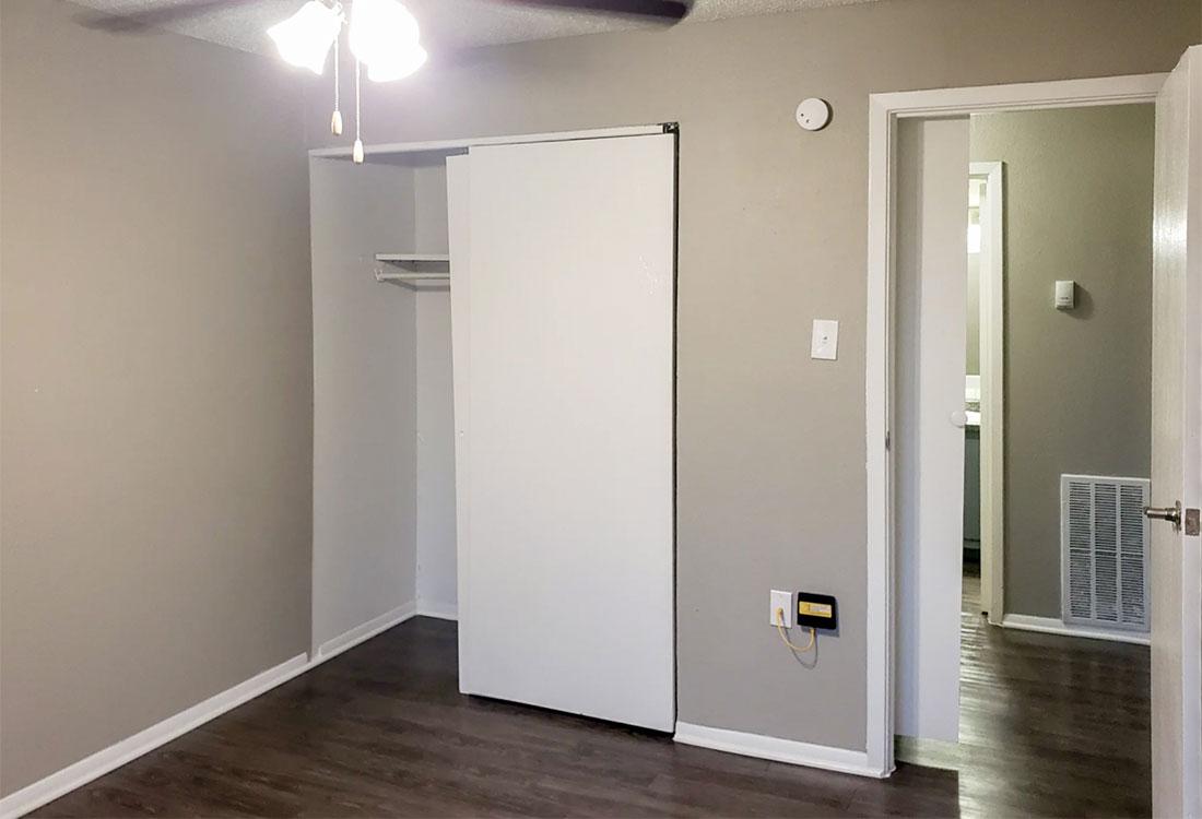 Ample Closet Space at Riatta Ranch Apartments in Abilene, TX
