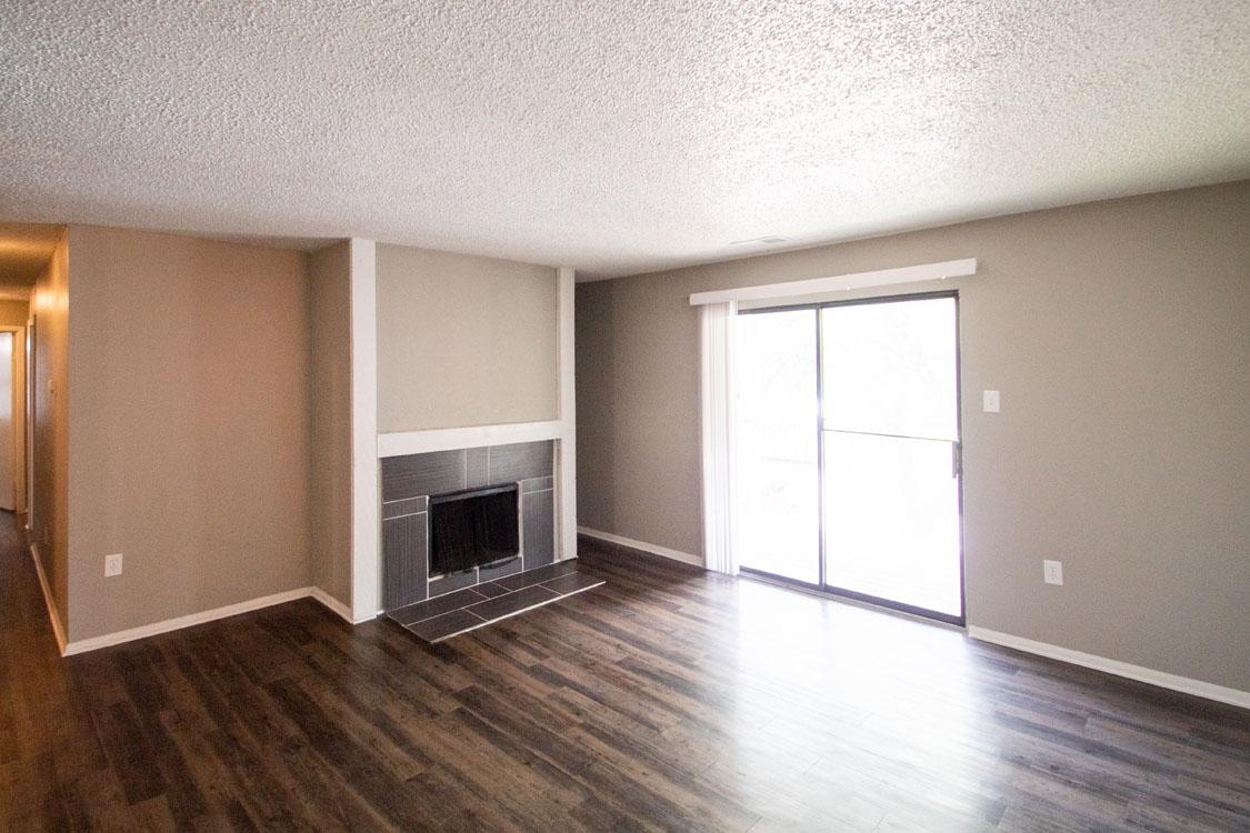 Spacious Living Rooms at Riatta Ranch Apartments in Abilene, Texas