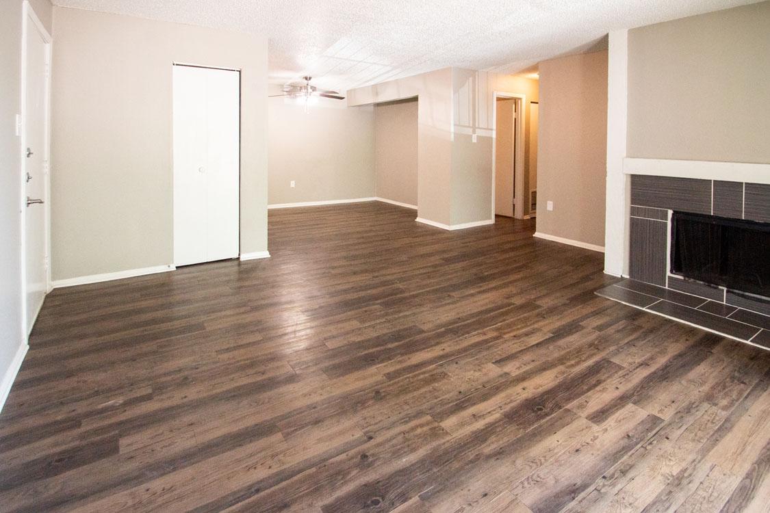 Open Concept Floor Plans at Riatta Ranch Apartments in Abilene, Texas