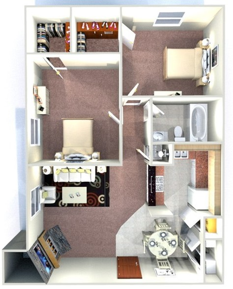 Floorplan - The Bradford image