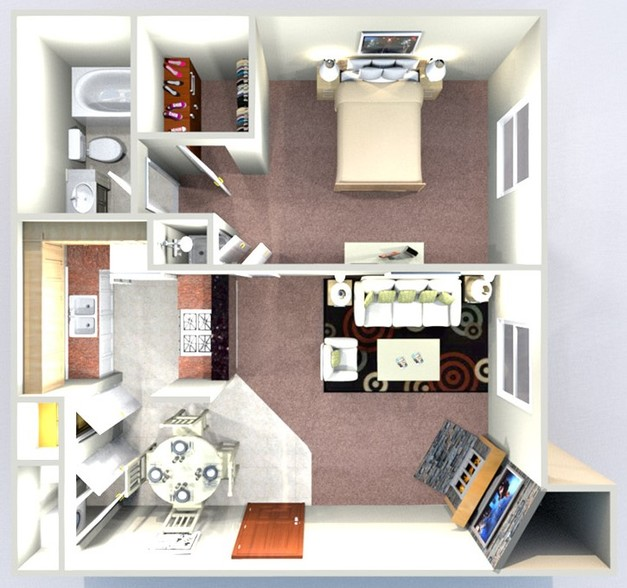 Floorplan - The Oakwood image