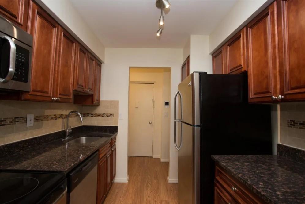 Upgraded Cabinetry at River Edge at Nyack Apartments in Nyack, NY