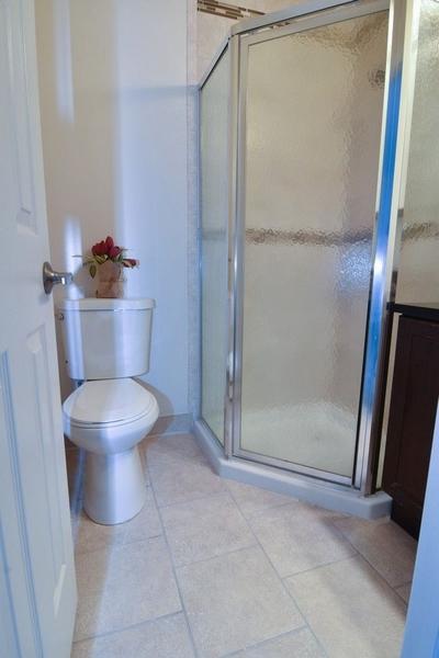 Stand-Up Shower at River Edge at Nyack Apartments in Nyack, NY