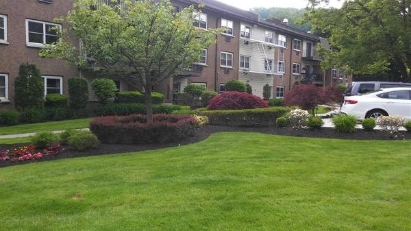 Beautiful Grounds at River Edge at Nyack Apartments in Nyack, NY