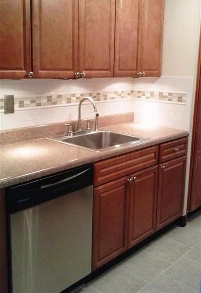 Dishwasher and Sink at River Edge at Nyack Apartments in Nyack, NY