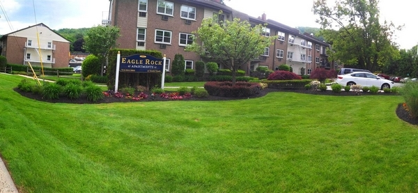 Welcome Signage at River Edge at Nyack Apartments in Nyack, NY