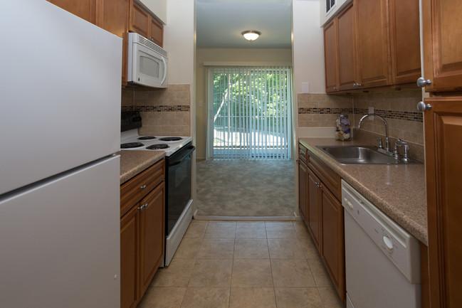 Cabinet Space at River Edge at Nyack Apartments in Nyack, NY