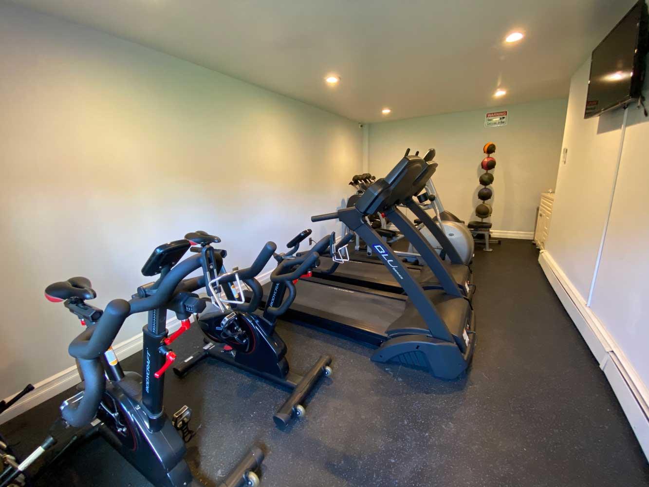 Gym Studio at River Edge at Nyack Apartments in Nyack, NY