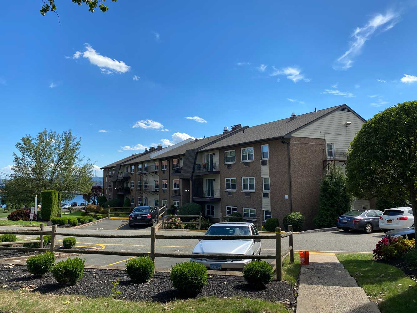 Property View at River Edge at Nyack Apartments in Nyack, NY