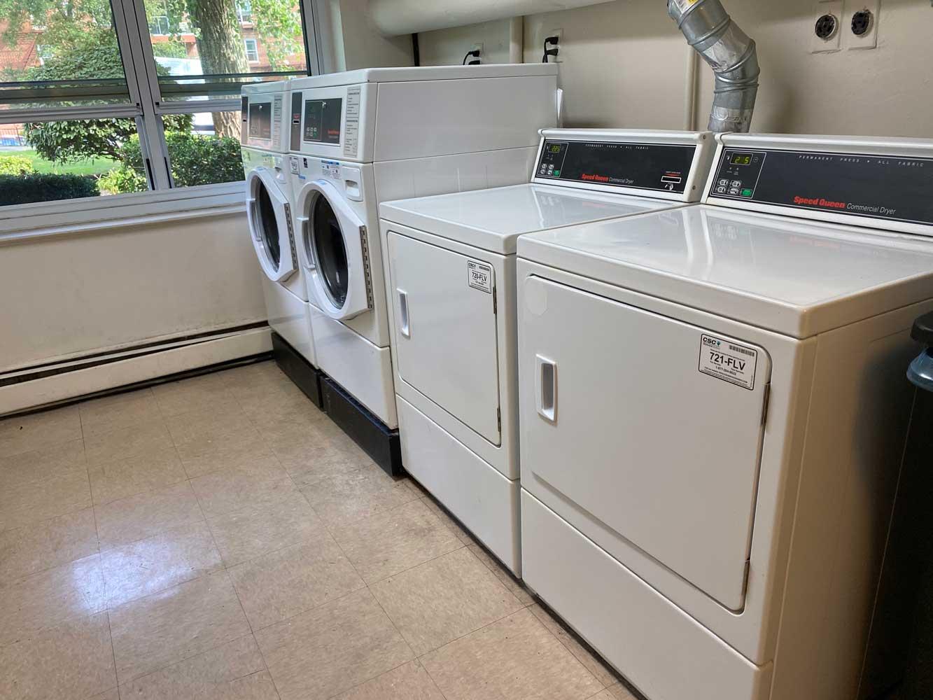 Laundry Area at River Edge at Nyack Apartments in Nyack, NY