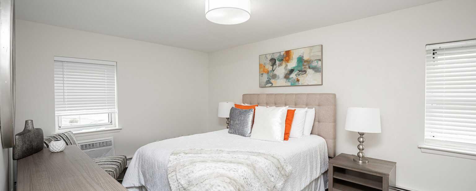 One Bedroom Unit at River Edge at Nyack Apartments in Nyack, NY