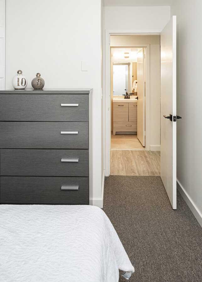 Bedroom View at River Edge at Nyack Apartments in Nyack, NY