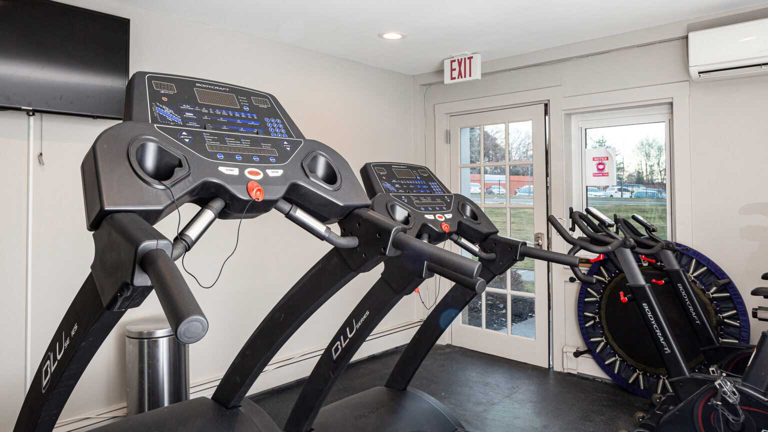 Cardio Equipment's at River Edge at Nyack Apartments in Nyack, NY