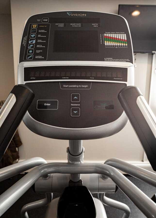Gym Equipment at River Edge at Nyack Apartments in Nyack, NY