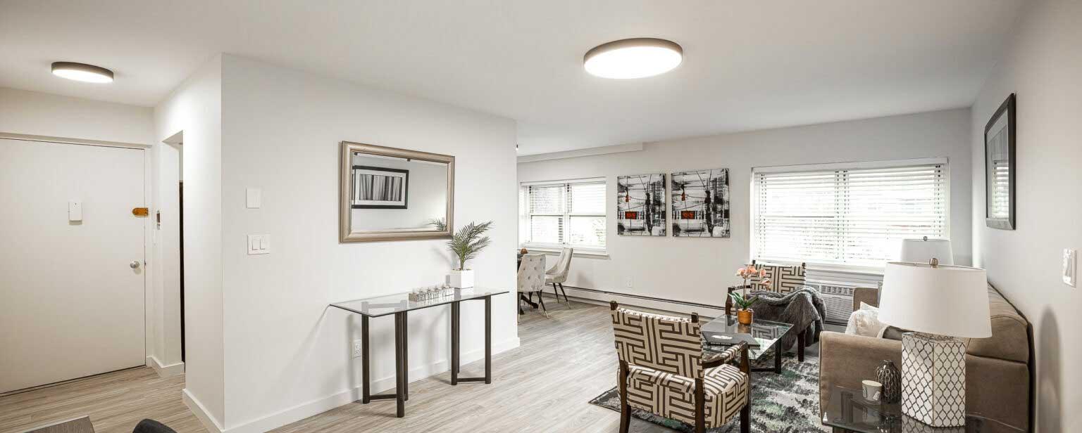 Interior at River Edge at Nyack Apartments in Nyack, NY