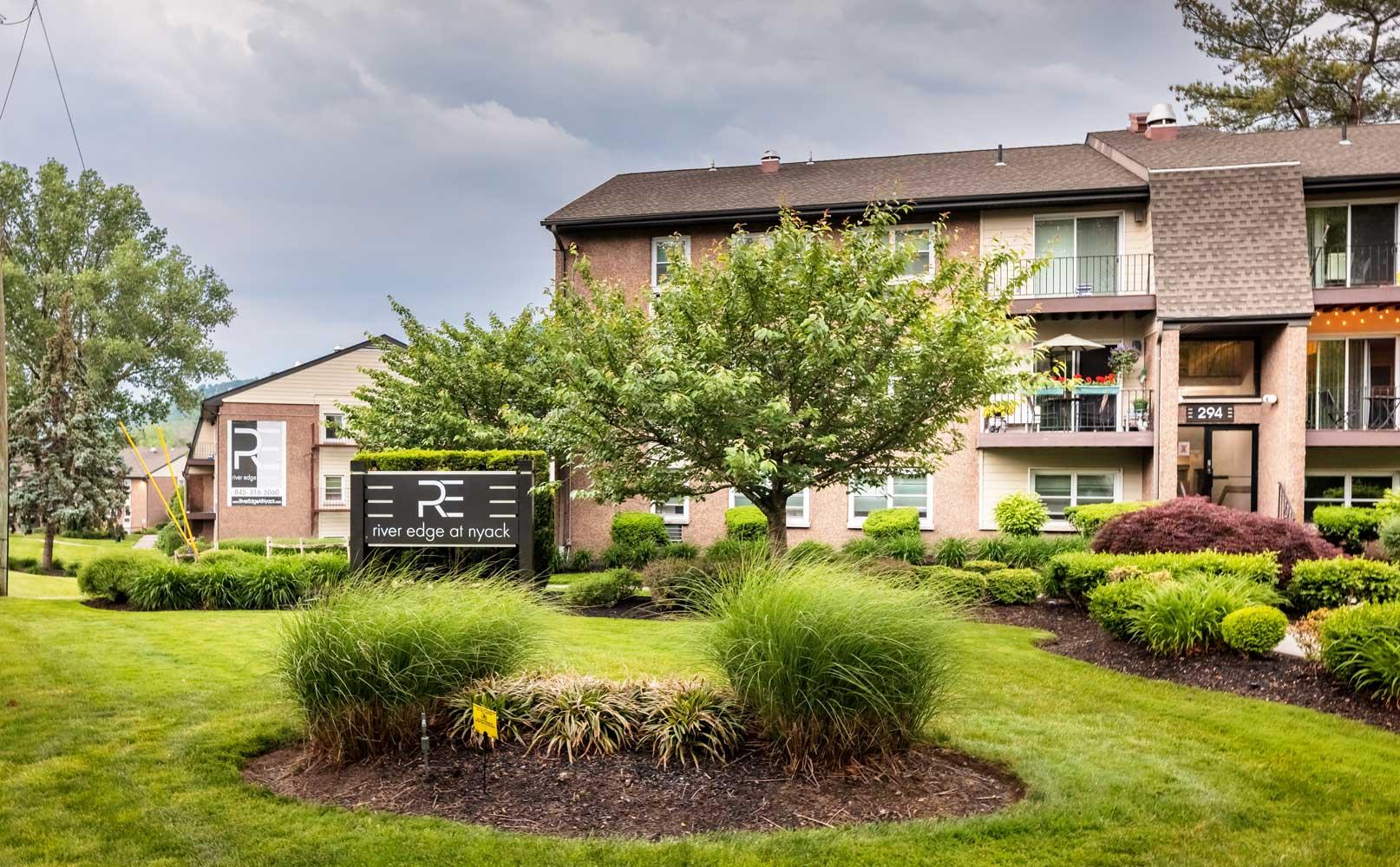 Laundry Facility Available at River Edge at Nyack Apartments in Nyack, NY