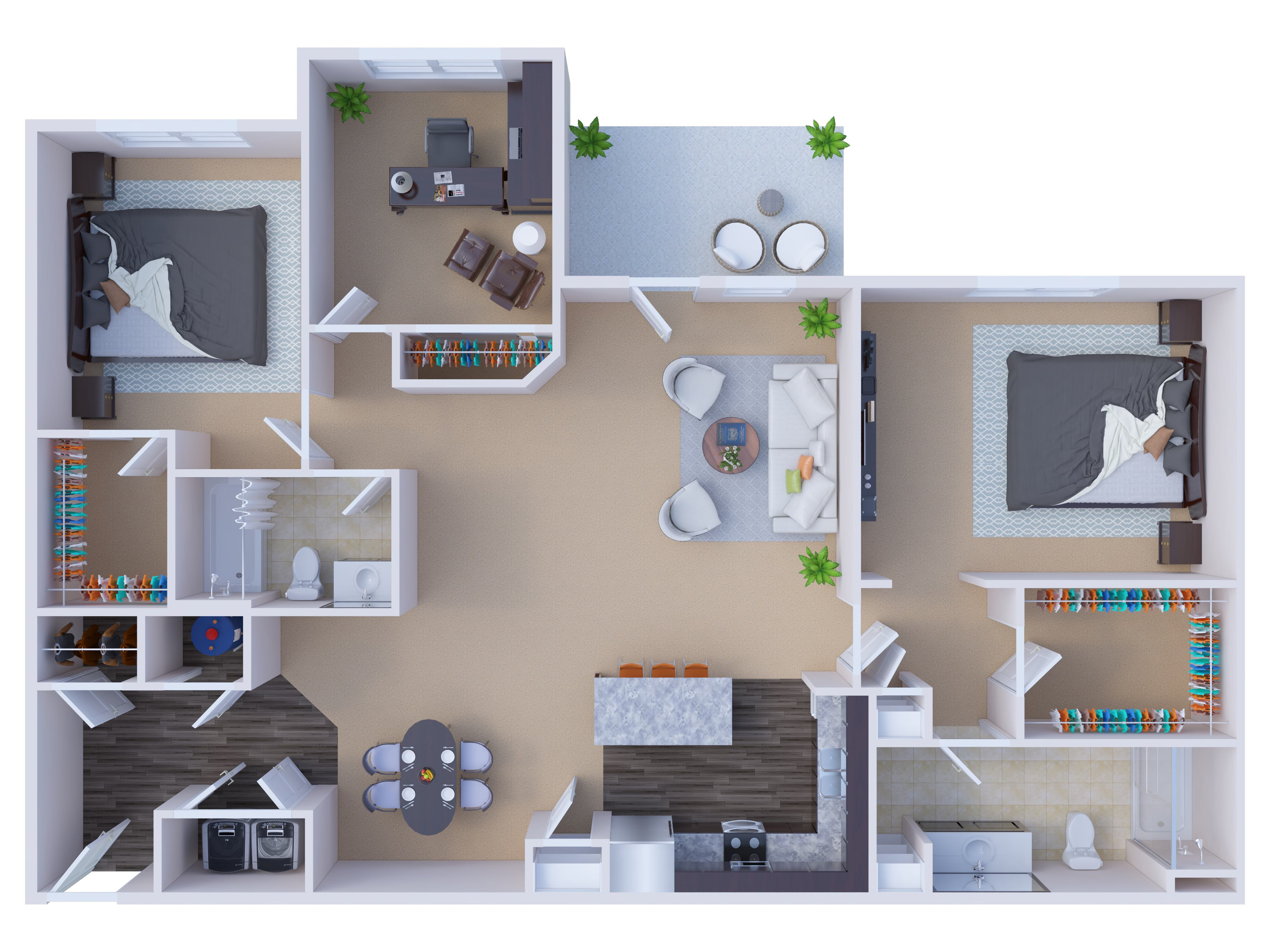 Floorplan - Weston image