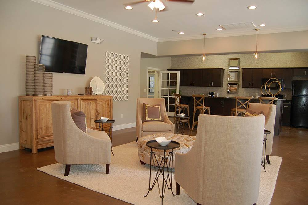 Ceiling Fans at RiverScape Apartments in Shreveport, Louisiana