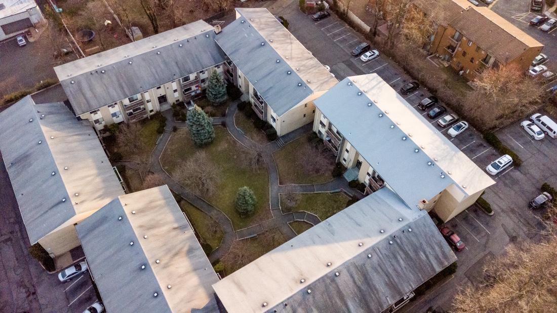 Exterior View  at Riverview at Nyack Apartments in Nyack, New York