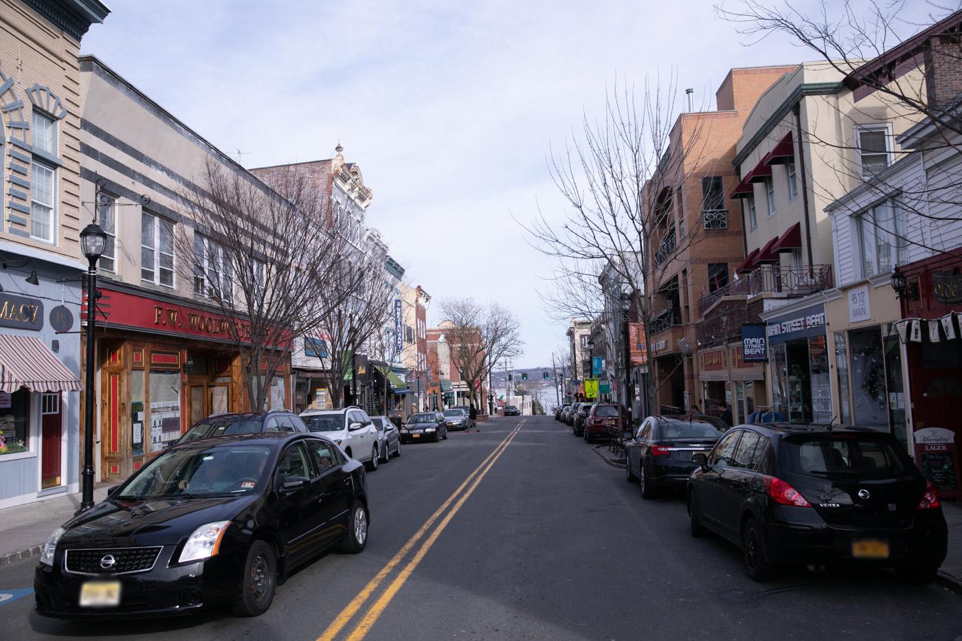 City Streets at Riverview at Nyack Apartments in Nyack, New York