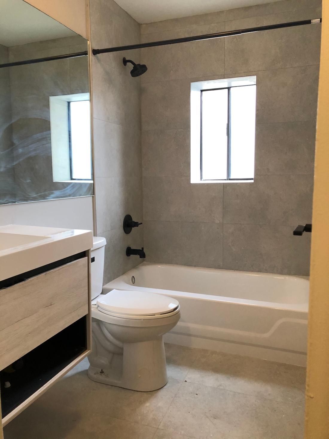 Single Vanity at Riverview at Nyack Apartments in Nyack, New York