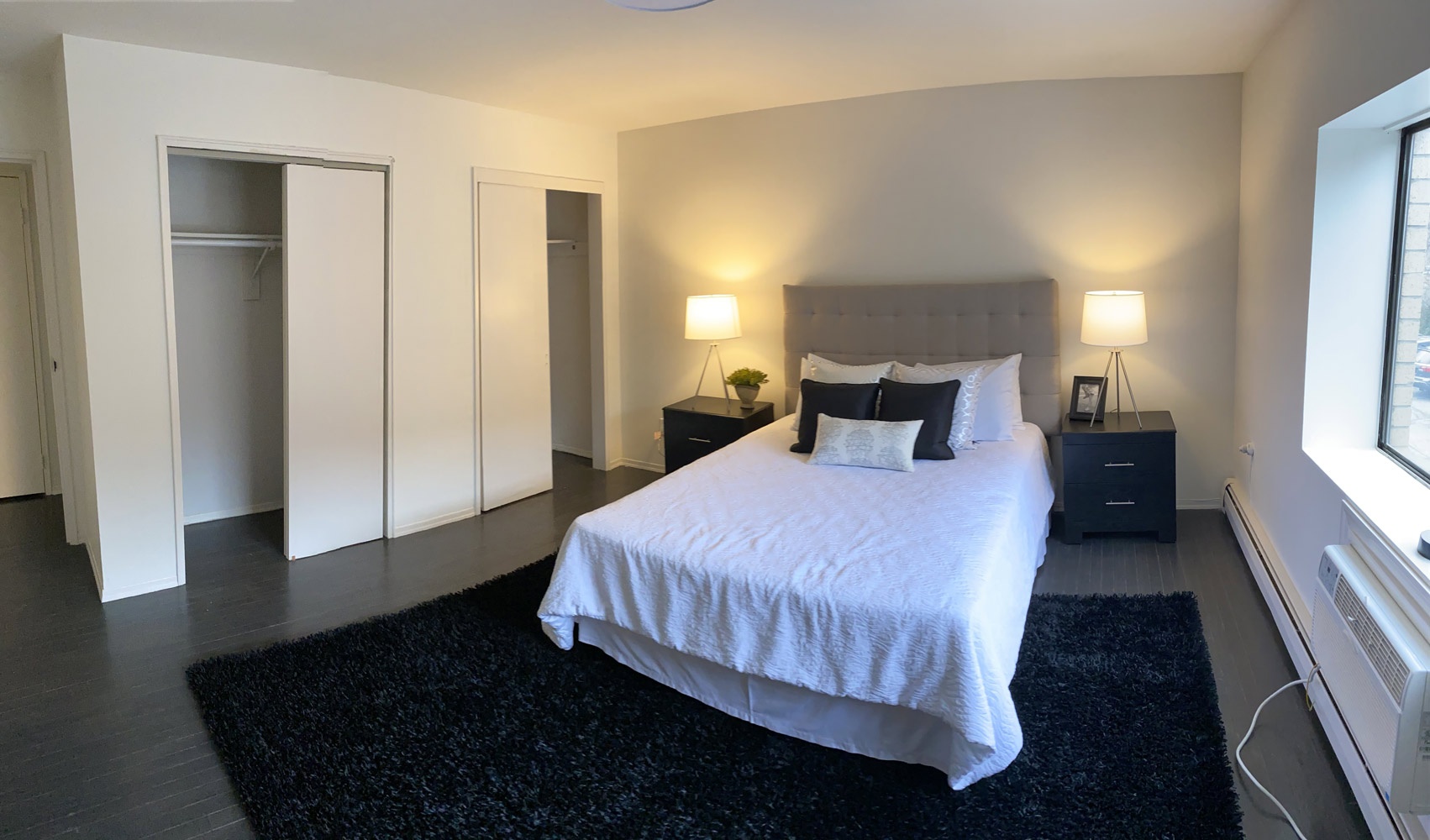 Cozy Bedroom at Riverview at Nyack Apartments in Nyack, New York