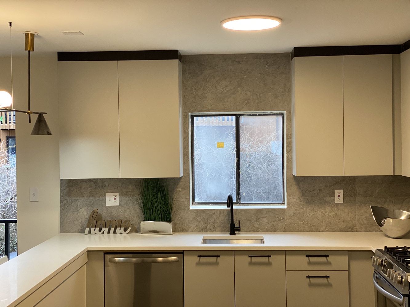 Stainless Steel Appliances at Riverview at Nyack Apartments in Nyack, New York