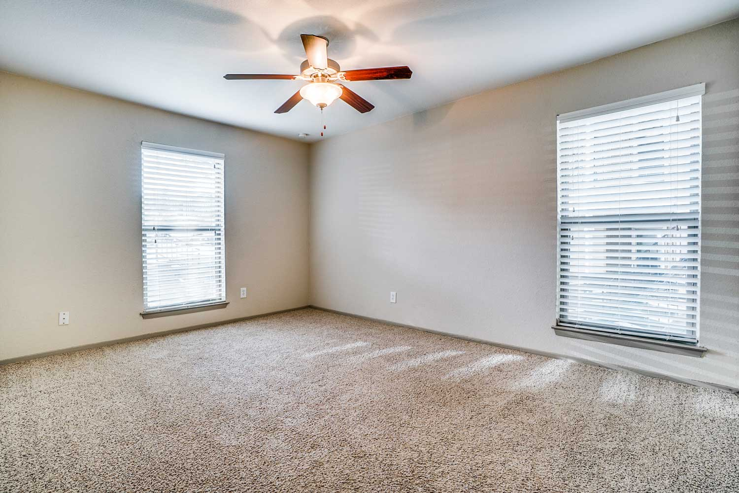 Ceiling Fans at Riviera Apartments in Dallas, Texas