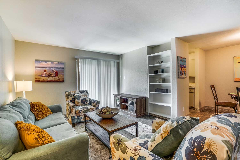 Upgraded Interiors at Riviera Apartments in Dallas, Texas