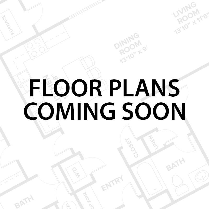 Pinehill Park - Floorplan - 2 Bed/1 Bath B - Updated