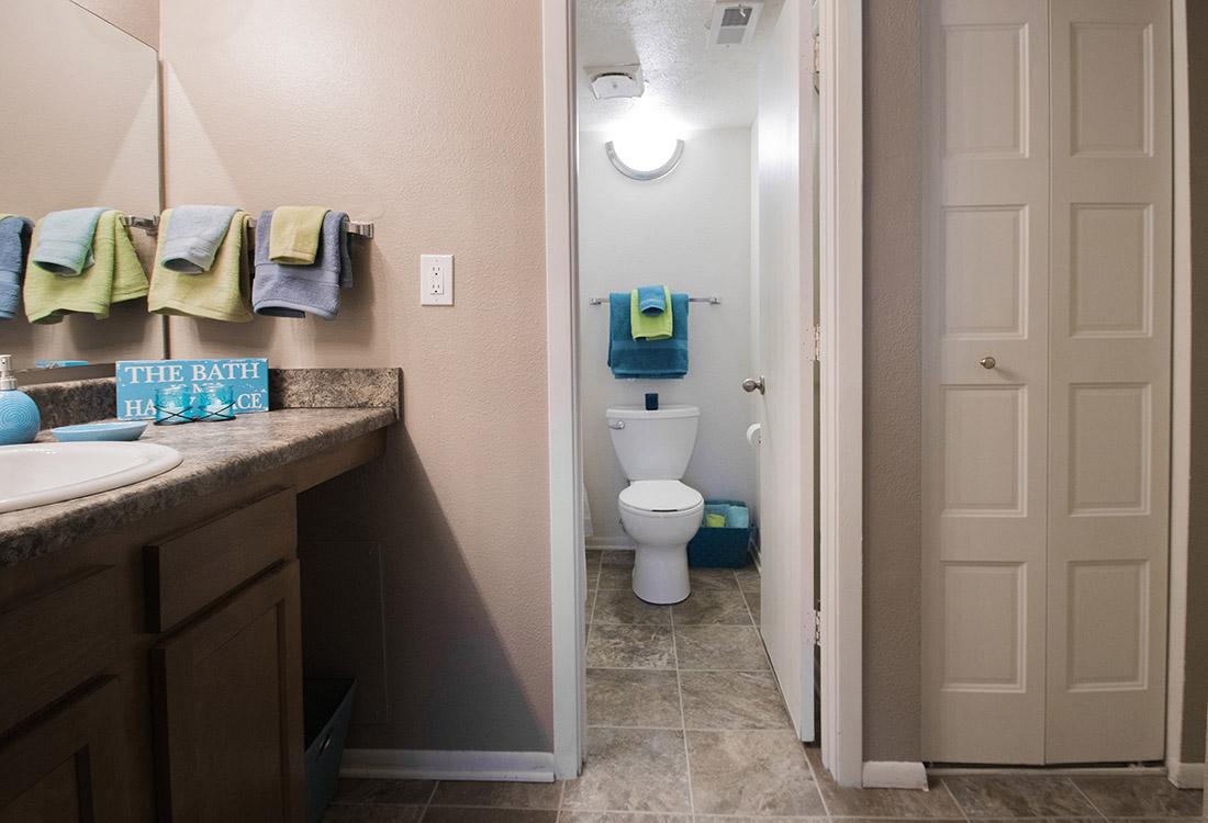 Remodeled Interiors at Royalwood Apartments in Omaha, Nebraska