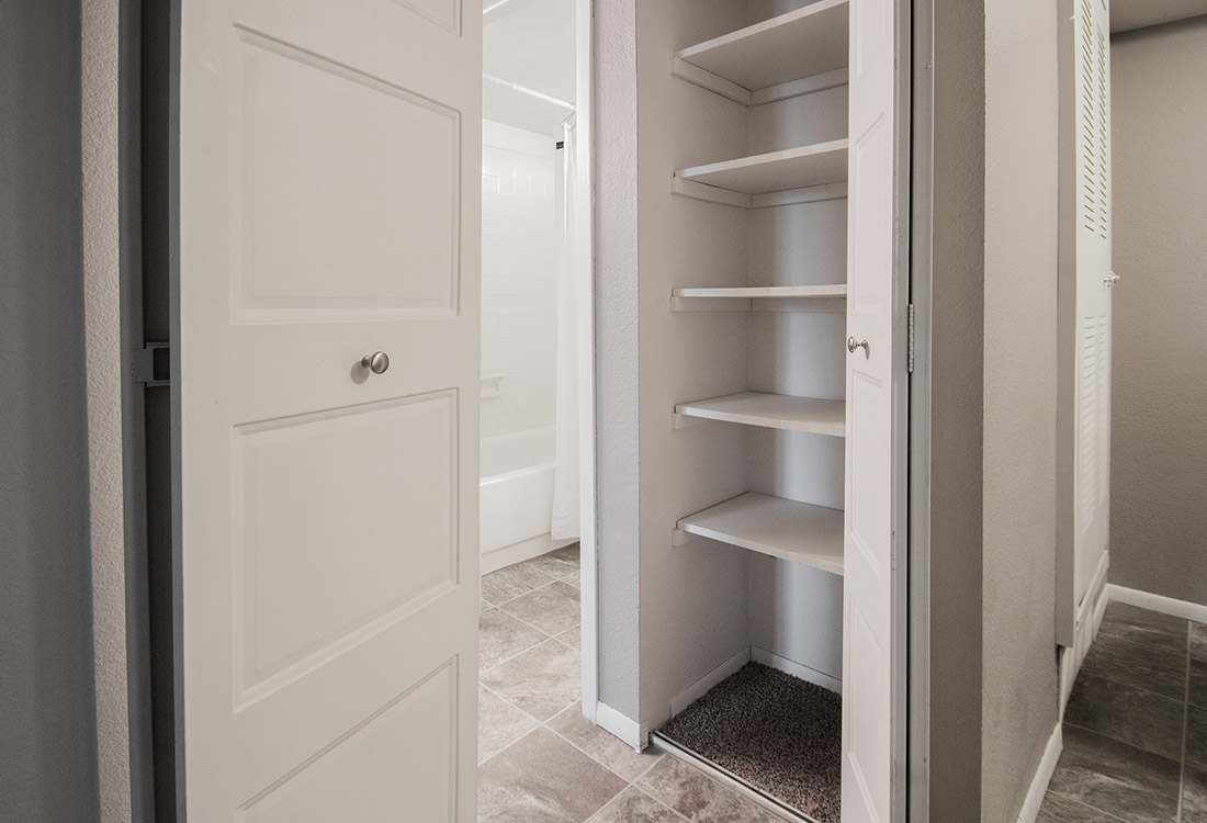 Extra Storage Space at Royalwood Apartments in West Omaha, Nebraska