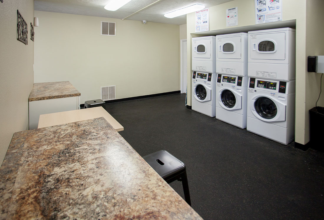 Convenient Washers and Dryers at Royalwood Apartments in Omaha, Nebraska