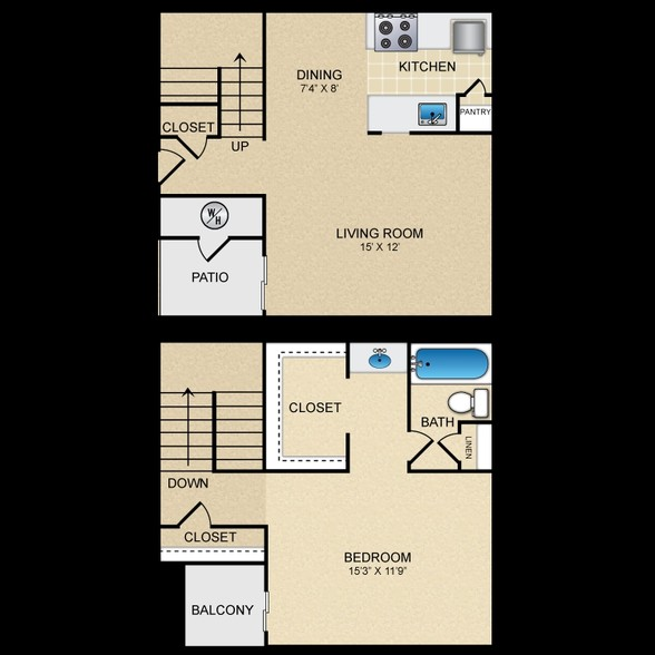 Floorplan - Bordeaux image