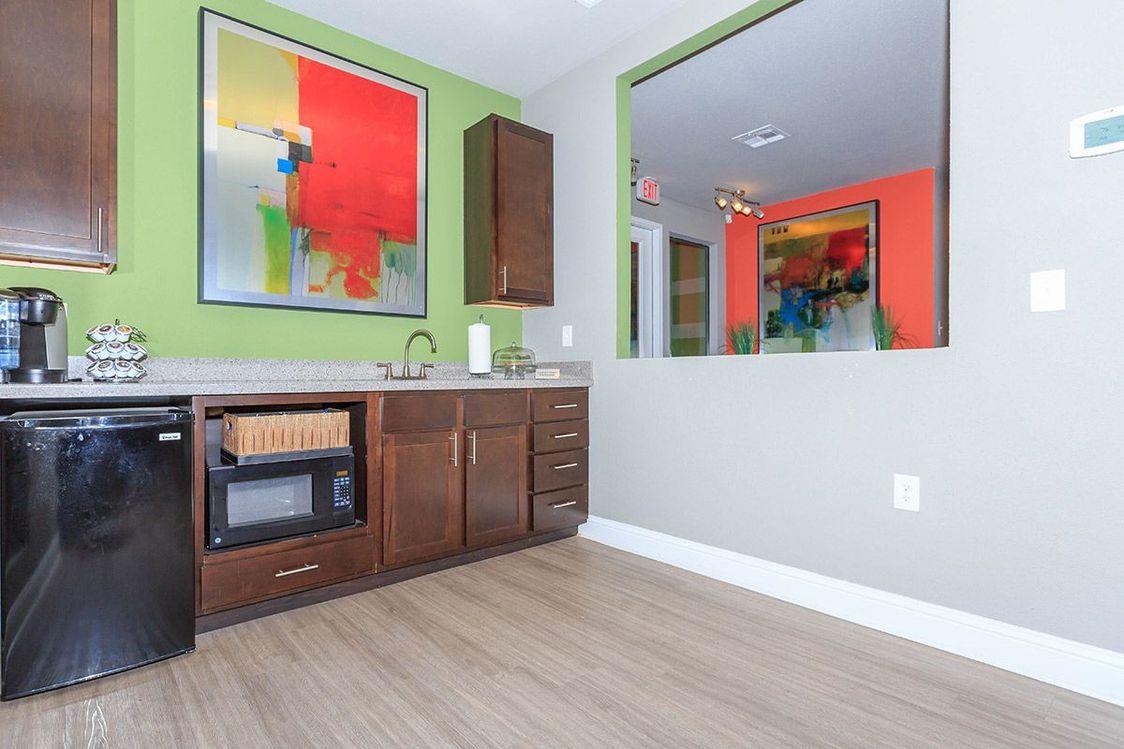 Clubhouse at Salado Crossing Apartment Homes in San Antonio, TX