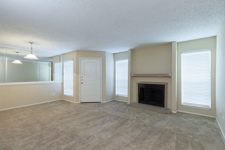 Carpet Flooring at Sapphire Apartments in San Antonio, Texas
