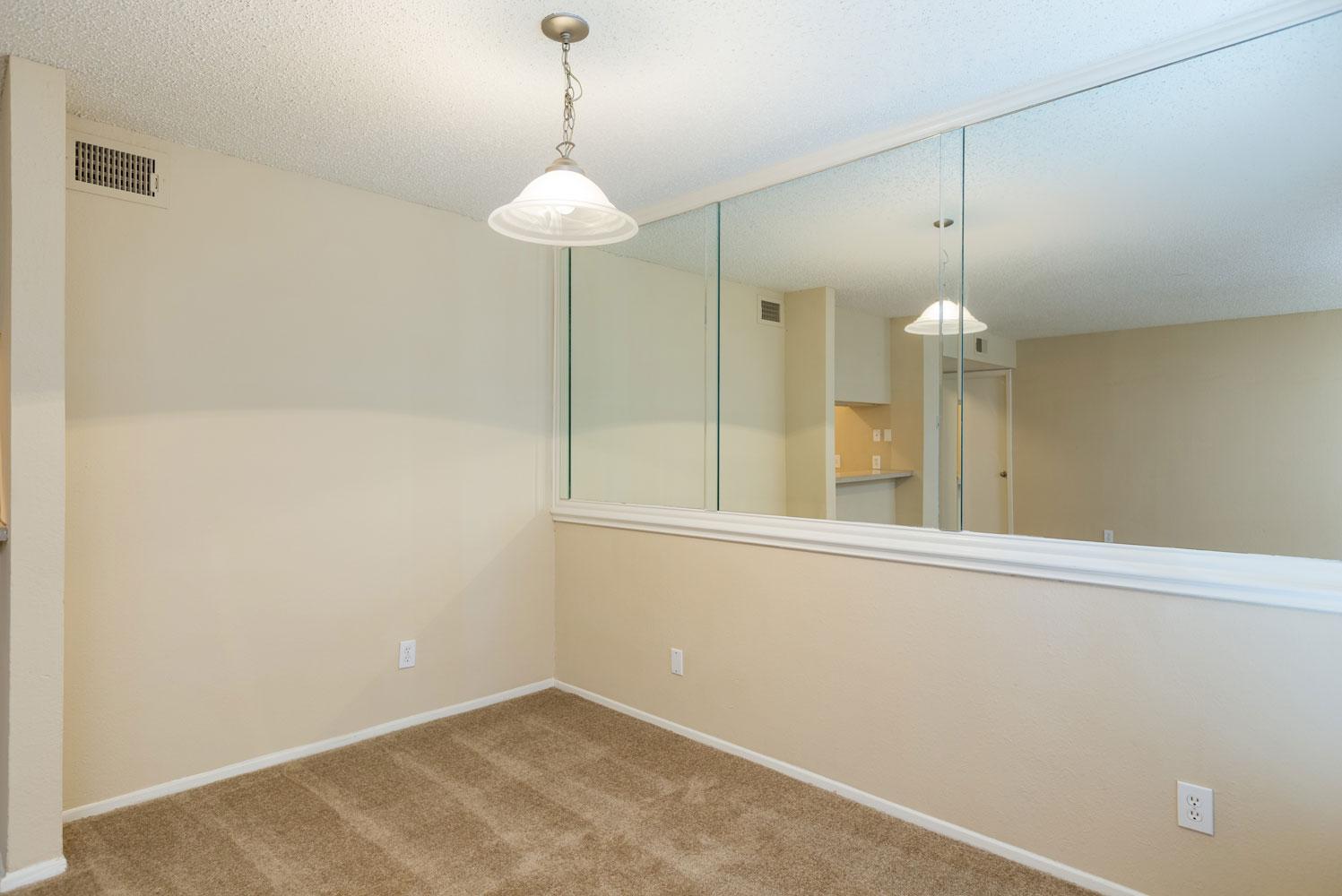Lighting Fixtures at Sapphire Apartments in San Antonio, Texas