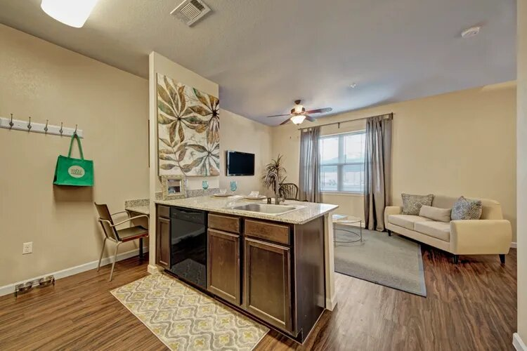 55+ Apartments for Rent at The Savannah at Gateway Apartments in Plano, Texas