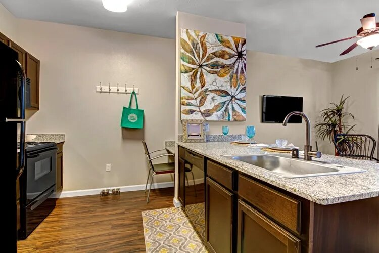 Active Living Community in Plano at The Savannah at Gateway Apartments in Plano, Texas