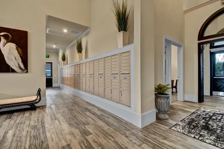 Mail and Package Services at The Savannah at Gateway Apartments in Plano, Texas