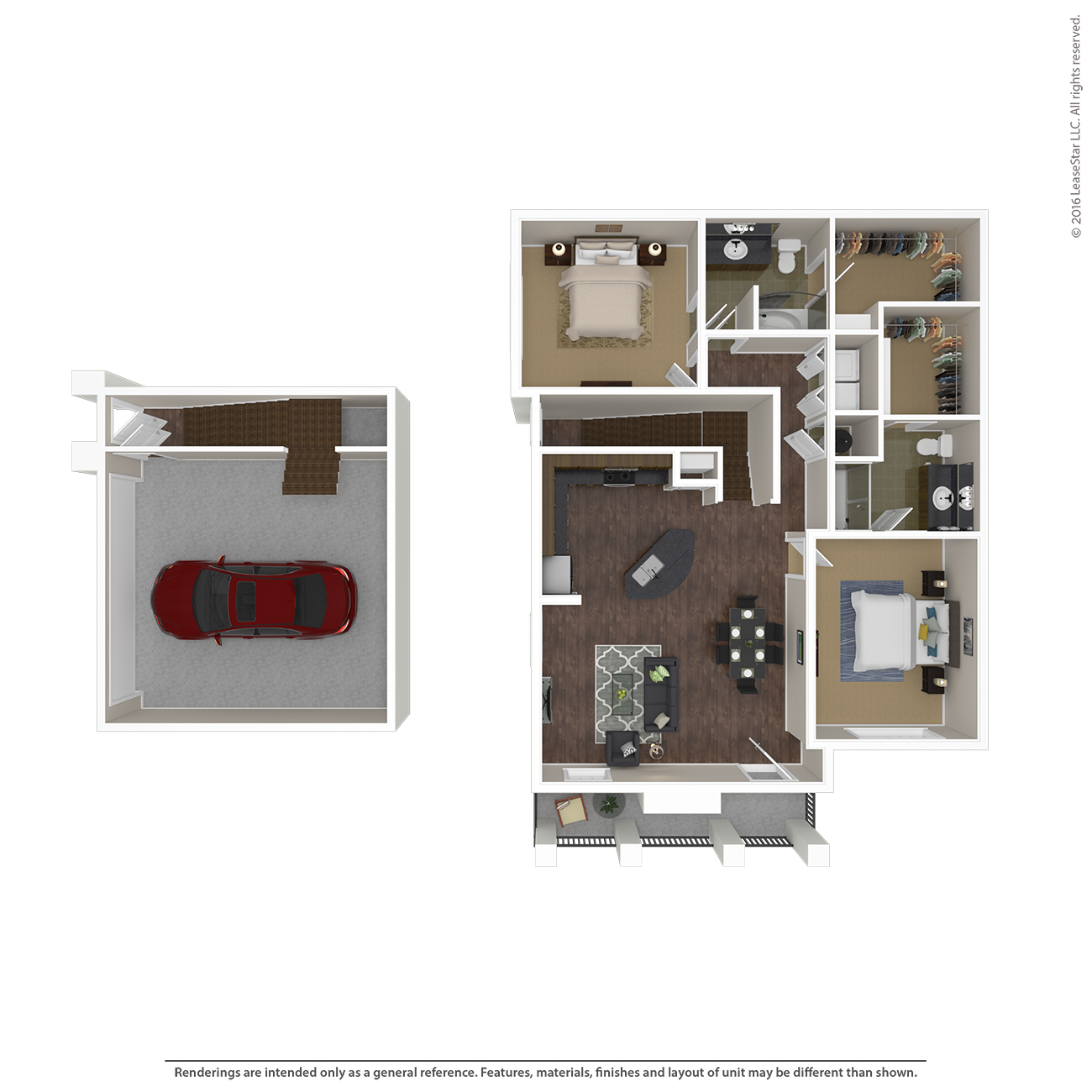 Savannah West - Floorplan - C2