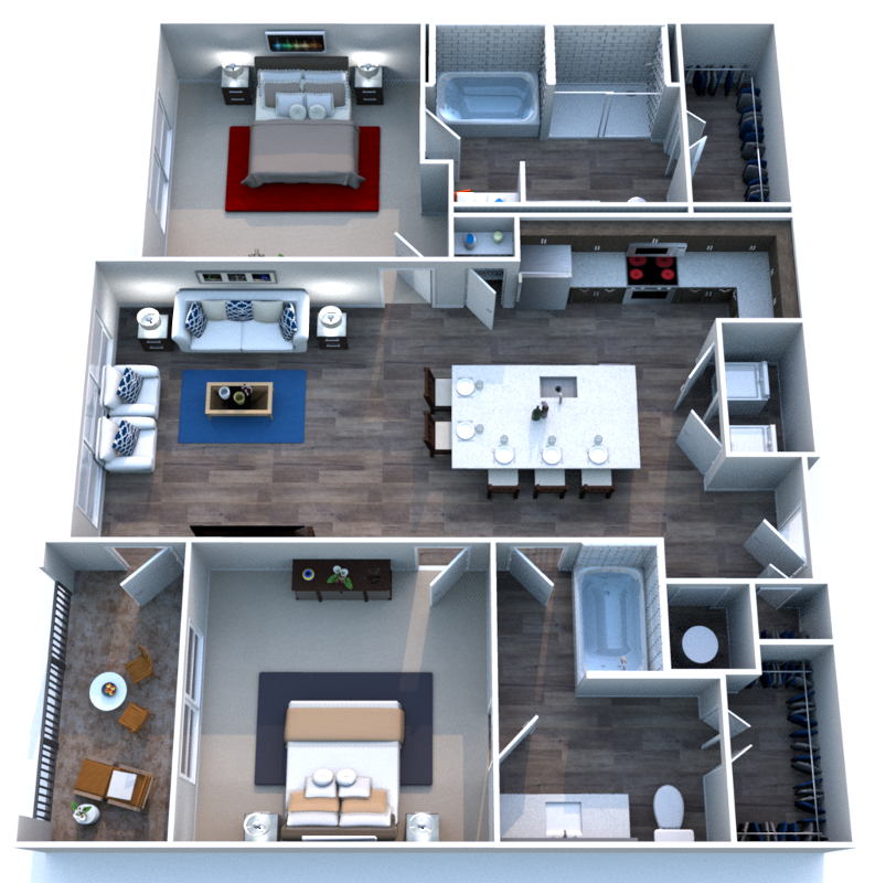Floorplan - Two.1 image