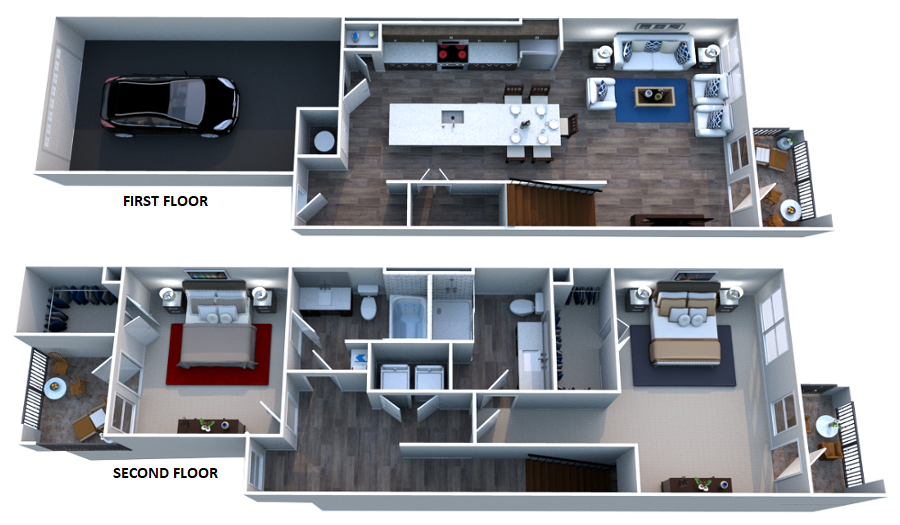 Sawgrass Point - Floorplan - Two.3