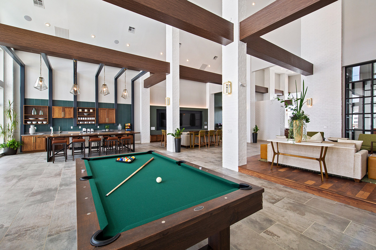 Upscale Amenities at Sawgrass Point in Gonzales, Louisiana