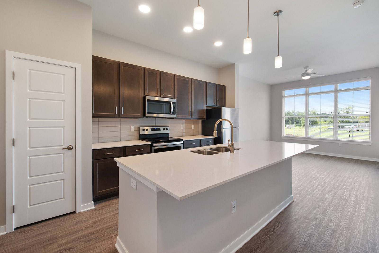 Kitchens at Sawgrass Point in Gonzales, Louisiana