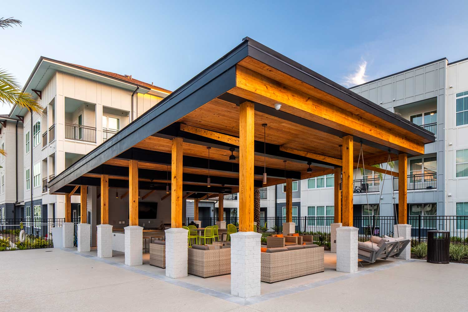 Extraordinary Clubhouse at Sawgrass Point in Gonzales, Louisiana