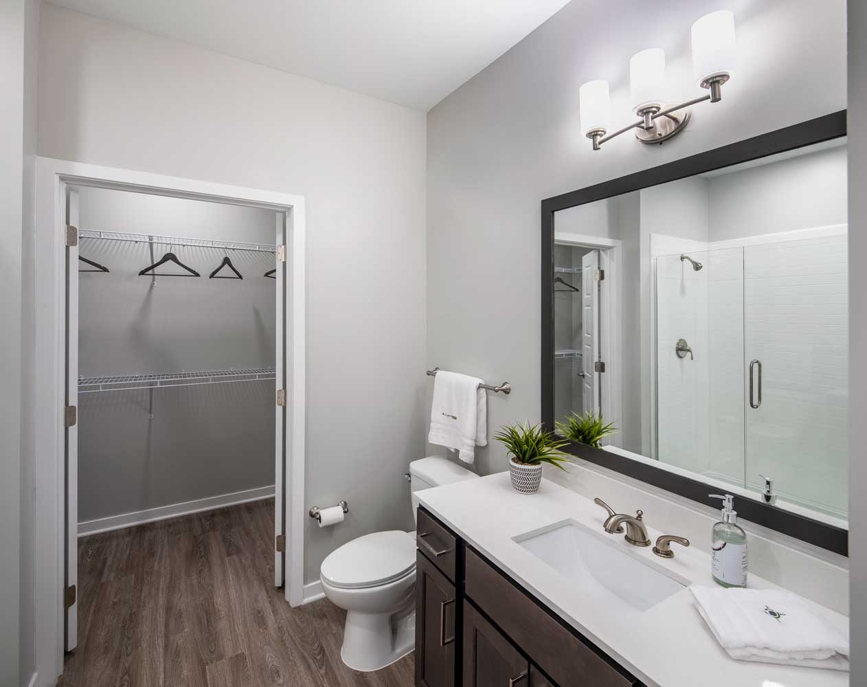 Ample Closet Space at Sawgrass Point in Gonzales, Louisiana
